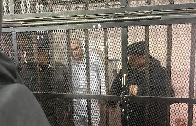 اصدال الستارباإعدام لطبيب سخا بكفر الشيخ قاتل زوجته وأولاده