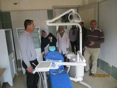المرسي يحيل خمس أطباء وأربعة موظفين للتحقيق لتقاعصهم عن العمل