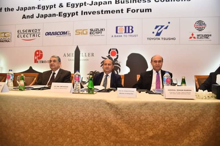 30% زيادة في معدلات التبادل التجارى بين مصر واليابان خلال العام الماضى