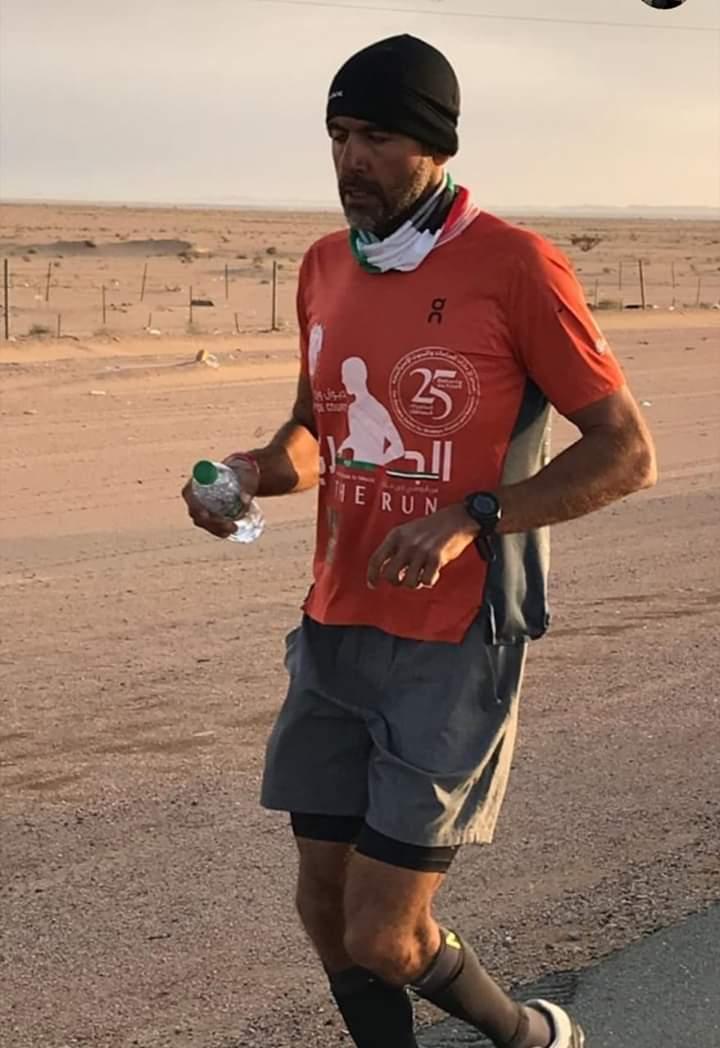 رسالة قوية بطلها الدكتور خالد السويدي وهوا على بعد 30 كيلومتر من مكة المكرمة