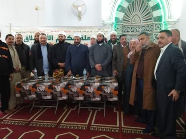 اوقاف الاسكندرية وقوافل بجميع المساجد عن البناء الاقتصادي السديد واثرة في استقرار المجتمع