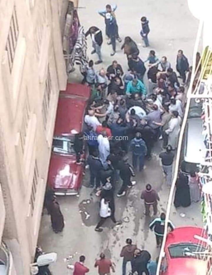 شاب يقتل إمام مسجد أثناء صلاة الجمعة بالهرم