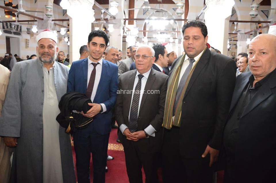 """محافظ بورسعيد يشهد الاحتفال بذكرى """"الإسراء والمعراج"""""""