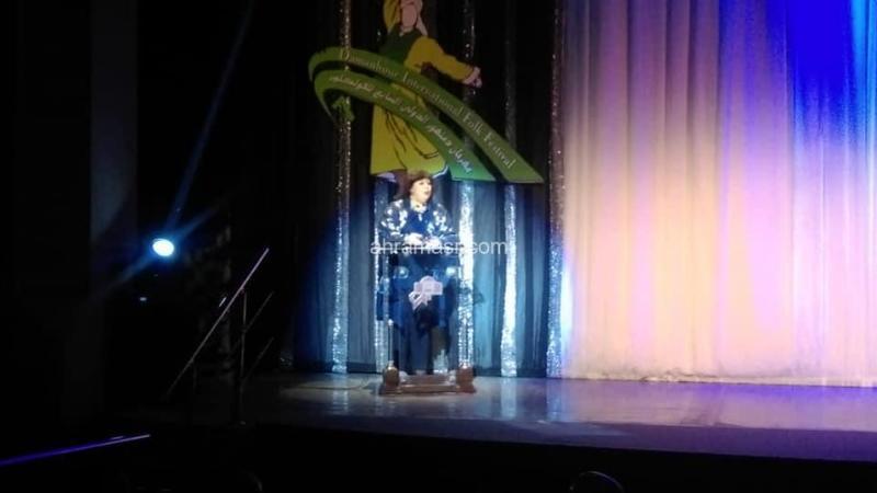 افتتحت قبل قليل، الدكتورة إيناس عبد الدايم وزير الثقافة، فعاليات مهرجان دمنهور الدولي للفلكلور في دورته السابعة، بحضور اللواء هشام أمنة محافظ البحيرة، والدكتور مجدي صابر رئيس دار الأوبرا المصرية.