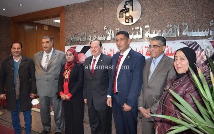حملة بسمة أمل لدعم الرئيس وذوى الهمم تعقد مؤتمر ا حاشدا فى حب مصر