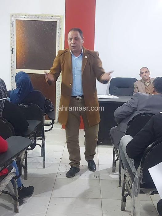 """بحضور قيادات الهيئة العليا """"حزب الثورة """" يعقد اجتماعه الشهرى لأمناء المحافظات"""