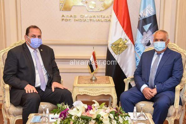 اتفاقية تعاون بين العربية للتصنيع و الطاقة الذرية لتبادل الخبرات و تعميق التصنيع المحلي