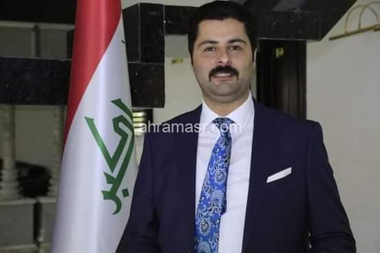 رجل الأعمال العراقى احمد حسين :فخور بإشادة مركز الدراسات الأمريكى ومستمر فى خدمة بلدى