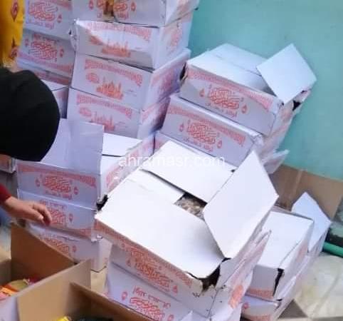 جمعية الرحمة  تطرق أبواب الصائمين  بديروط