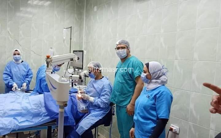 اللواء / هشام آمنه يستعرض جهود مديرية الصحة بالبحيرة خلال شهر مارس الماضي