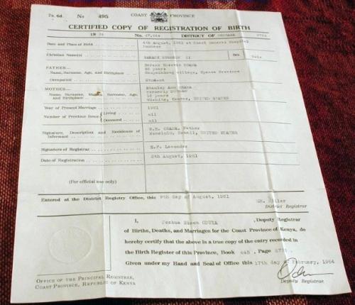 Omaba Kenya BC