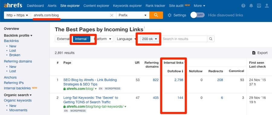 """links internos do site explorer 200 """"srcset ="""" https://i1.wp.com/ahrefs.com/blog/wp-content/uploads/2019/01/site-explorer-internal-links-200.jpg?ssl=1 900w, https://ahrefs.com/ blog / wp-conteúdo / uploads / 2019/01 / site-explorador-interno-links-200-768x326.jpg 768w, https://ahrefs.com/blog/wp-content/uploads/2019/01/site-explorer -internal-links-200-680x289.jpg 680w """"tamanhos ="""" (largura max: 900px) 100vw, 900px"""