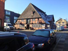 Restaurant Villa Romana in Ahrensburg – Foto: Mia