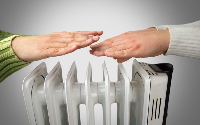 Wat als de temperatuur in het appartement niet voldoet aan de normen?