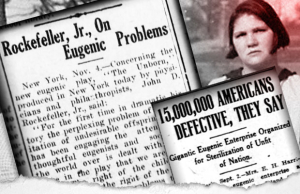 Image result for HITLER ROCKEFELLER EUGENICS