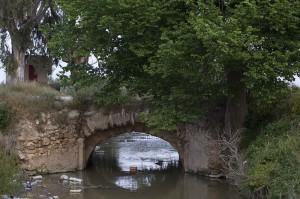 Puente de azarbe de Enmedio