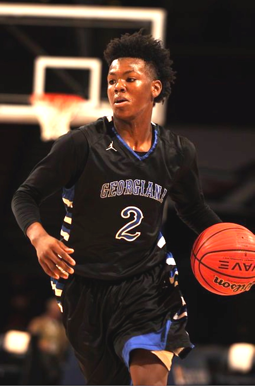 Georgiana's Ja'Michael Stallworth Scores 54 In 88-81 OT Win over J.F. Shields