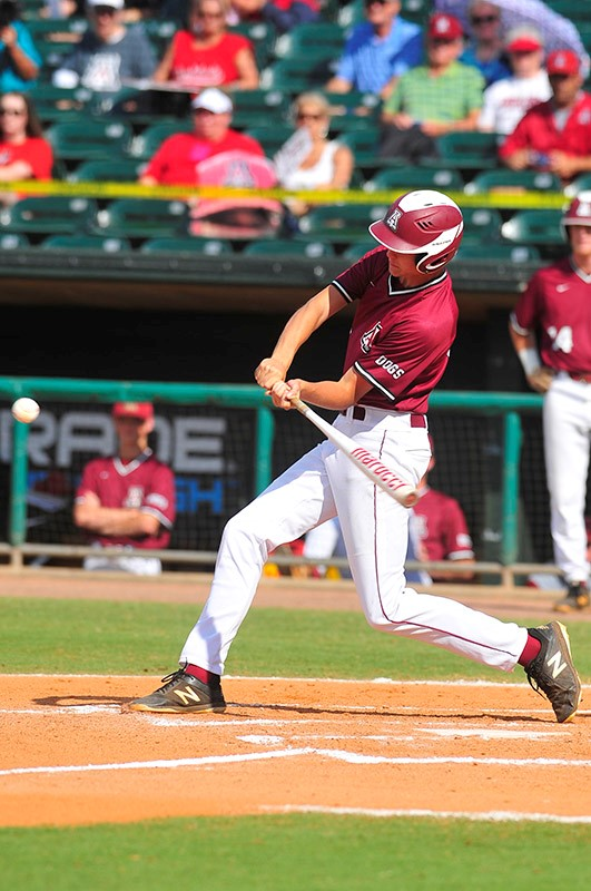 CLASS 4A STATE BASEBALL CHAMPIONSHIP SERIES Andalusia Rebounds to Sweep Games 2 & 3 to Claim First Championship