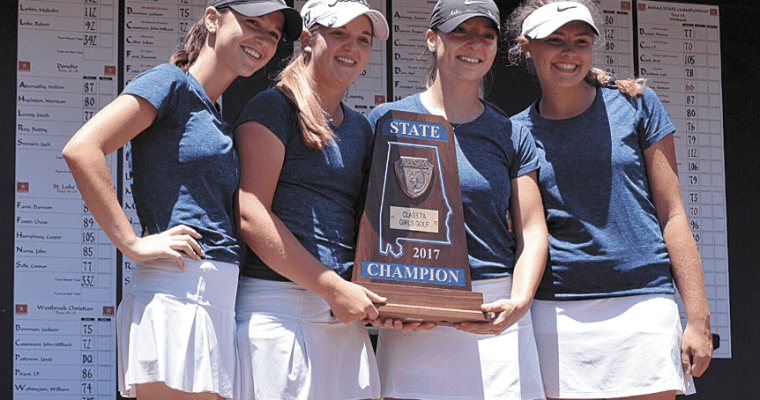 Hoover, Spain Park Finish 1-2 in  Class 7A Sub-State Golf Championships