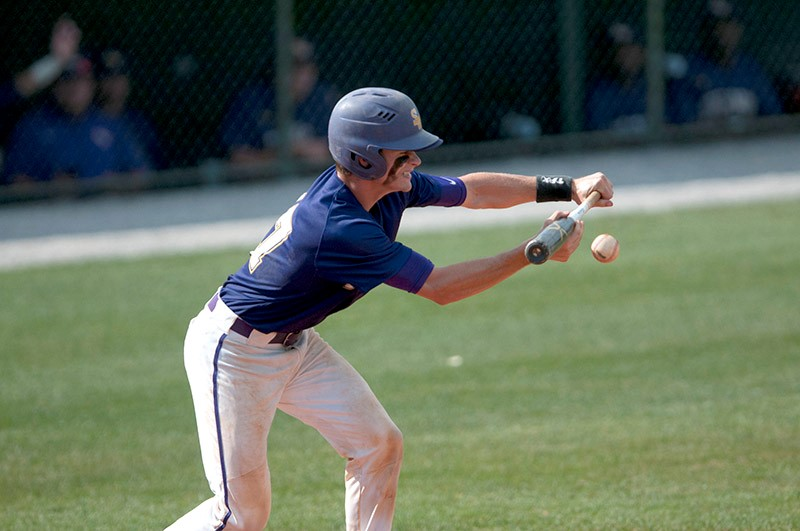 CLASS 1A STATE BASEBALL CHAMPIONSHIP SERIES GAME 2: Sweet Water 8, Spring Garden 0