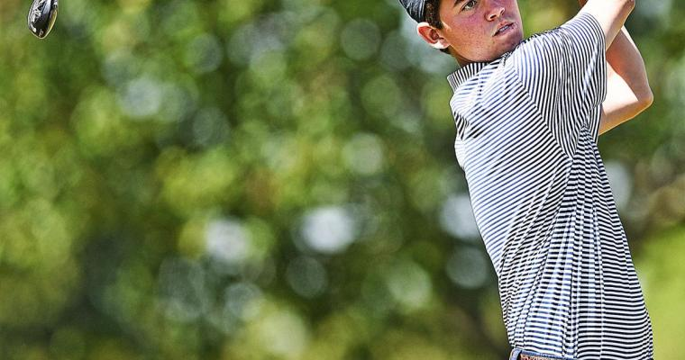 2018 BOYS SECTION GOLF RESULTS/GIRLS' SECTION GOLF RESULTS