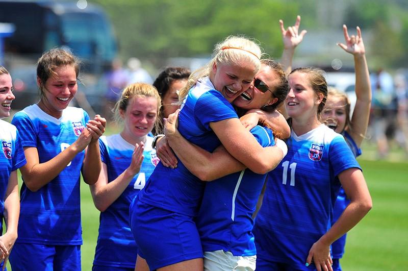 2018 Class 7A Girls' Soccer Championship