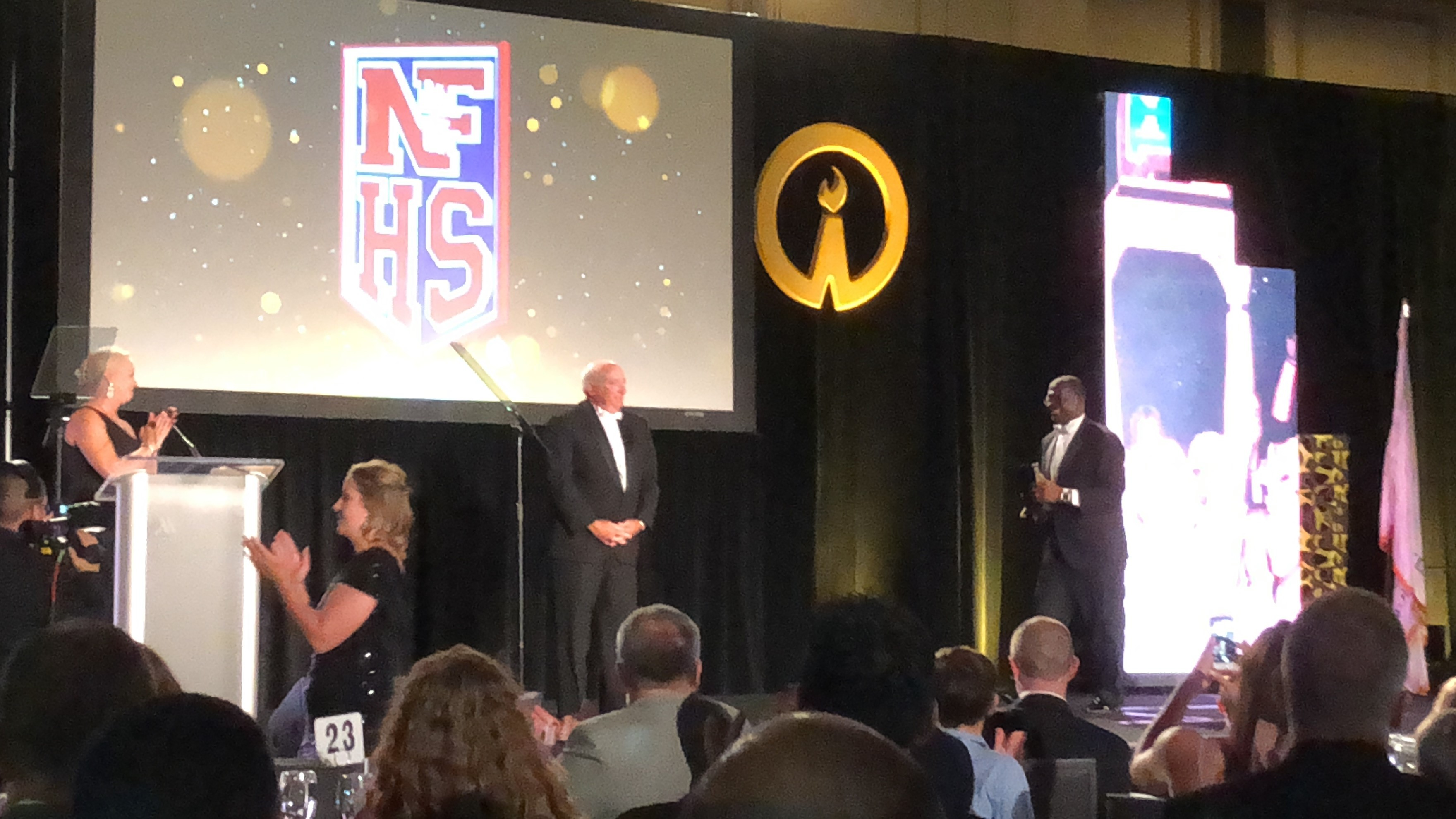 Vestavia Hills Coach Buddy Anderson Inducted into NFHS National Hall of Fame