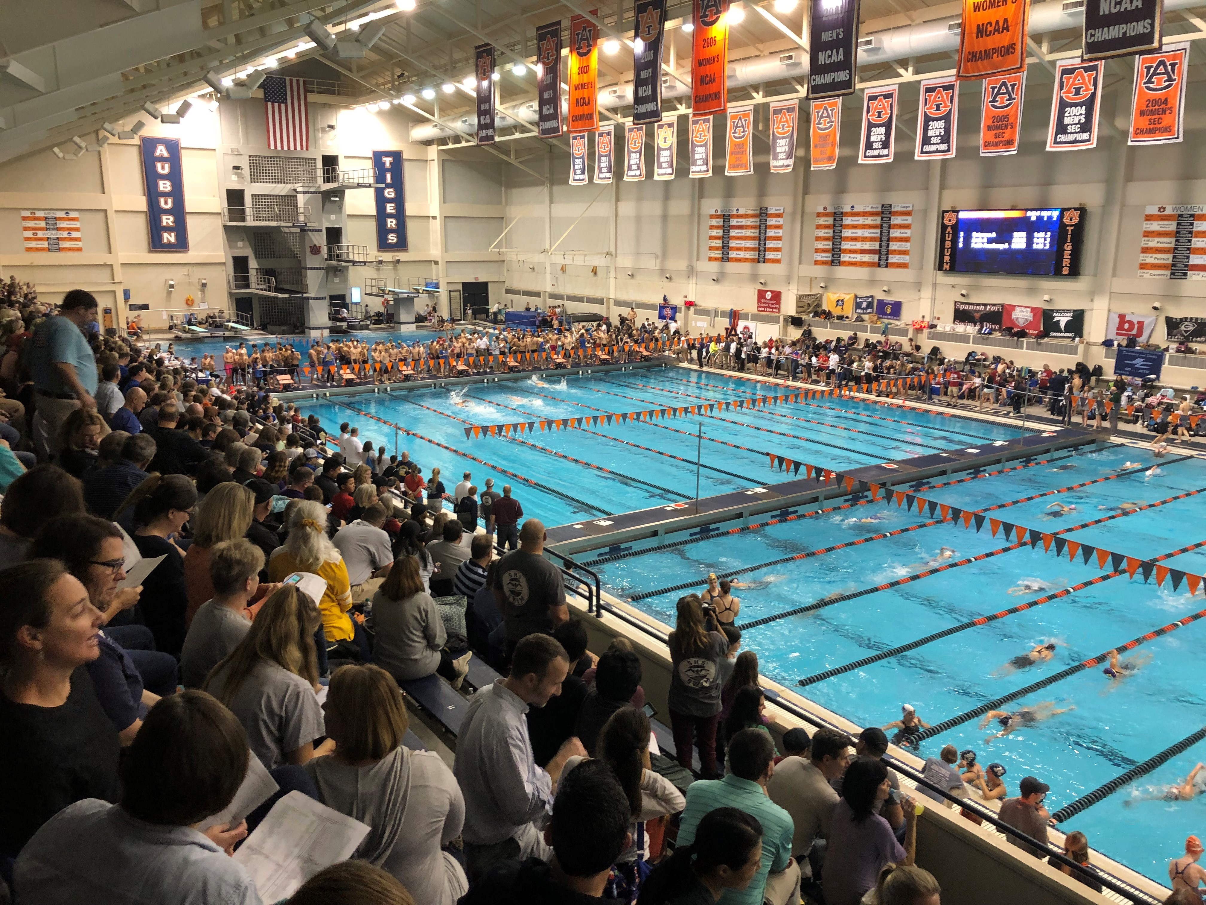Boaz, T.R. Miller Tie for Boys 1A-5A Title; Huntsville wins 6A-7A Boys UMS-Wright, Westminster Christian  Claim AHSAA Girls' Swimming Crowns