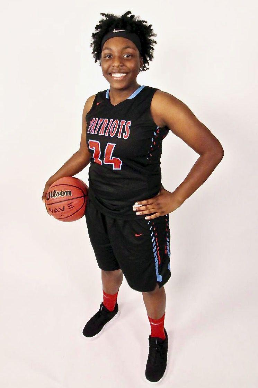 Midfield's Moore, Lindsay Lane's Murr Reach Milestones to Share AHSAA Basketball Spotlight