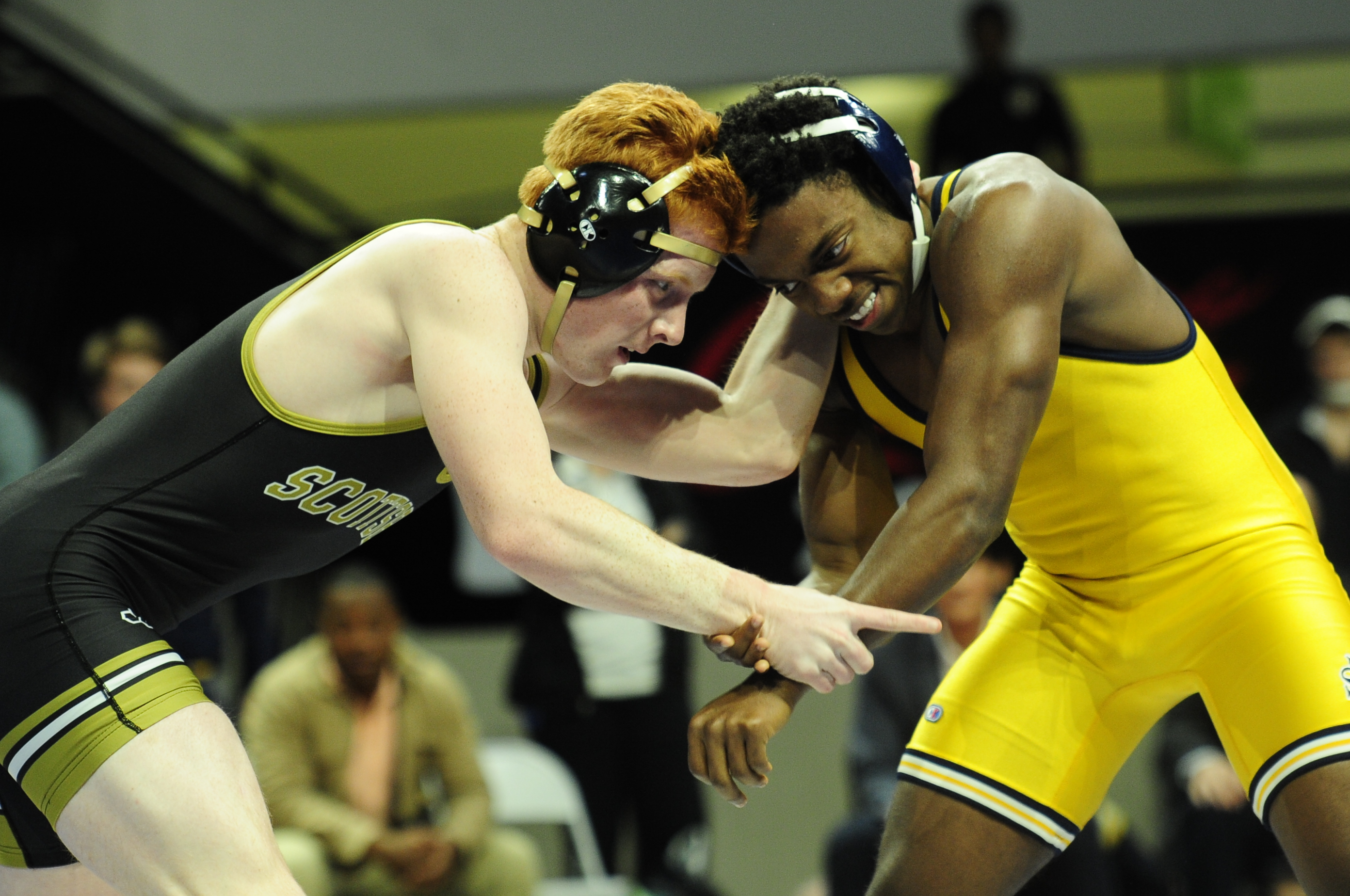 Thompson, Oxford, Scottsboro Capture AHSAA Wrestling Duals Tourney Titles at Bill Harris Arena