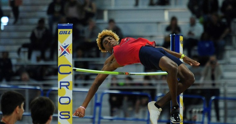 AHSAA 49th State Indoor Track Championships Start and End with Record-Shattering Performances Friday