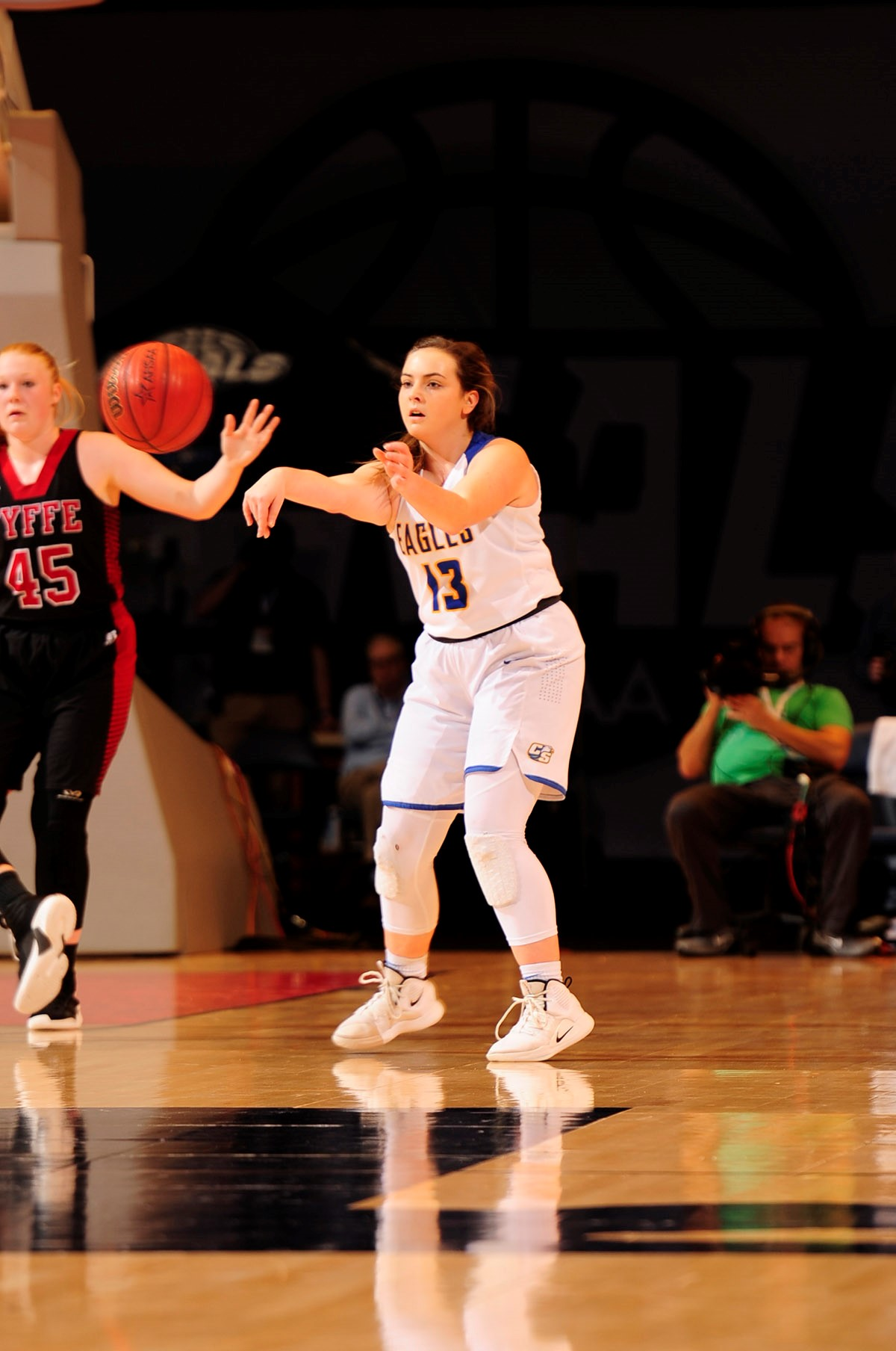 CLASS 2A GIRLS' STATE CHAMPIONSHIP  Cold Springs 57, Fyffe 53 (OT)