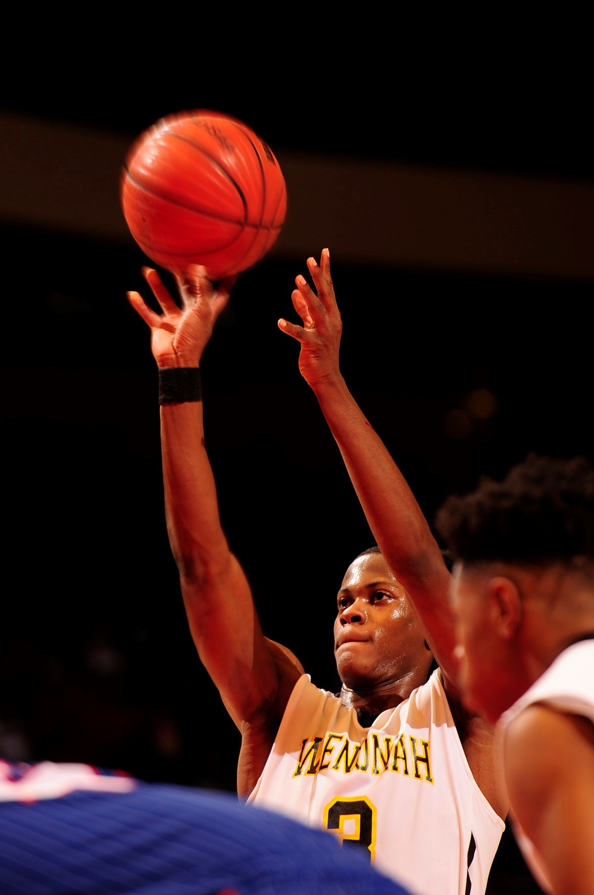 CLASS 5A BOYS' STATE CHAMPIONSHIP  Wenonah 51, Center Point 34
