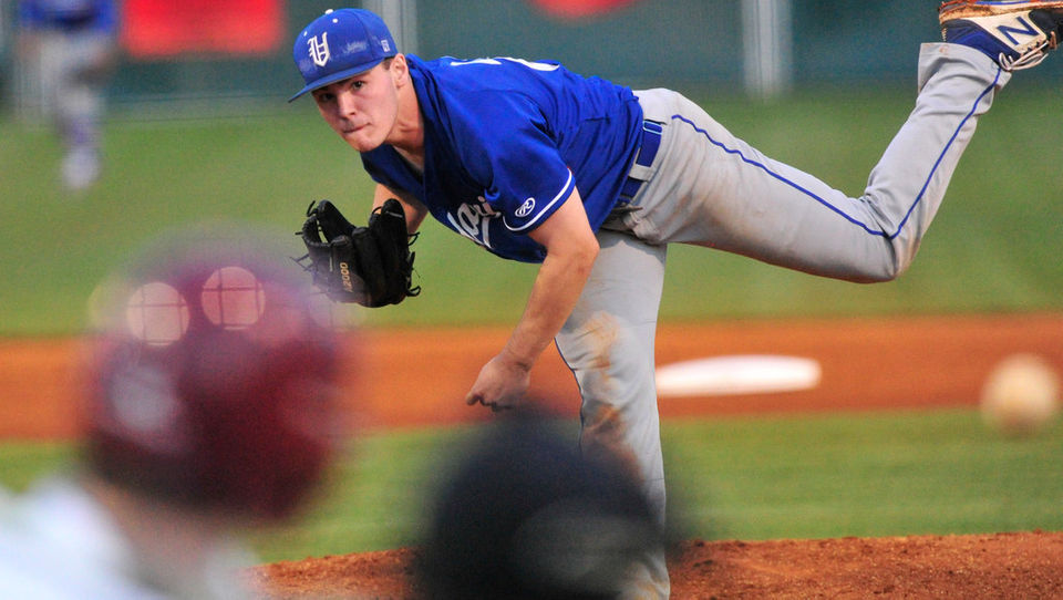 Vestavia Hills' Colton Lewis Ignites Rebels' Fire at the Right Time