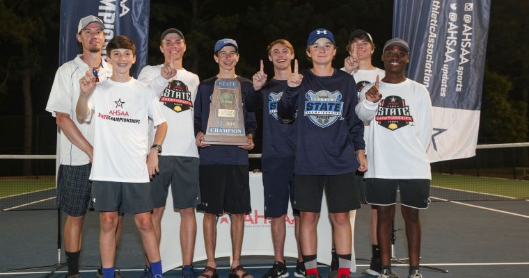 Houston Academy, Saint James Claim AHSAA Class 1A/3A Boys' and Girls' Tennis Championships