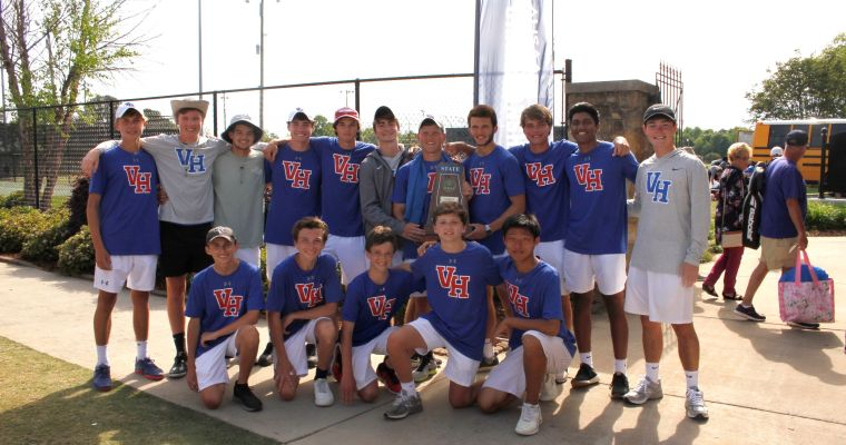 Vestavia Hills' boys, Mountain Brook's Girls Claim the AHSAA 2019 Class 7A State Tennis Championships