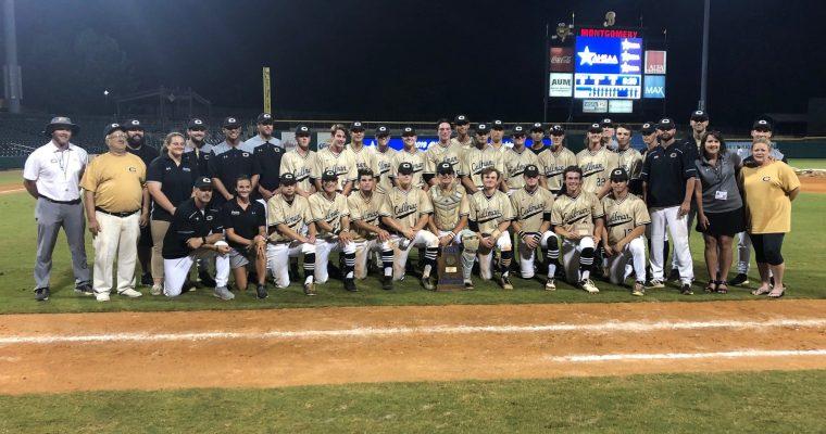 AHSAA State Baseball Championships Class 6A State Baseball Championship Series