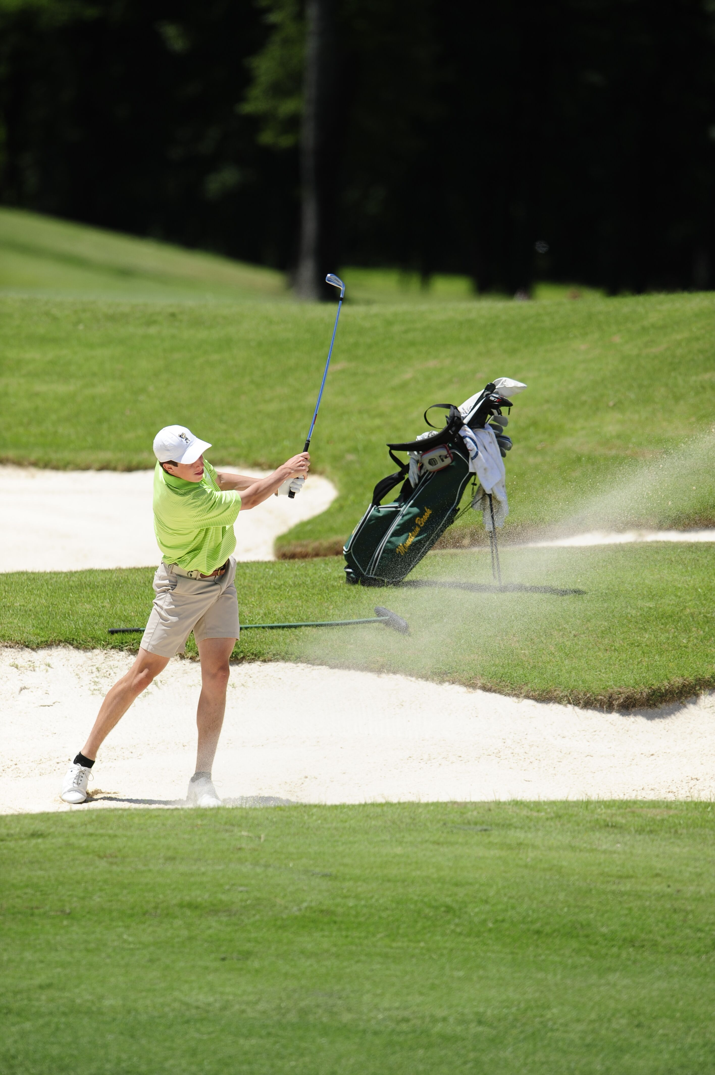 Defending Champs Mountain Brook Rolls to 3rd Straight 7A Title at 71st AHSAA State Golf Tourney