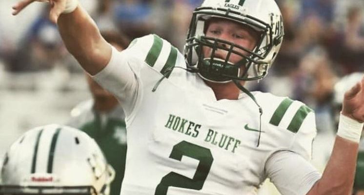 Hokes Bluff's Ashton Gulledge Has 18 Tackles  in 28-27 OT Win over Cherokee County