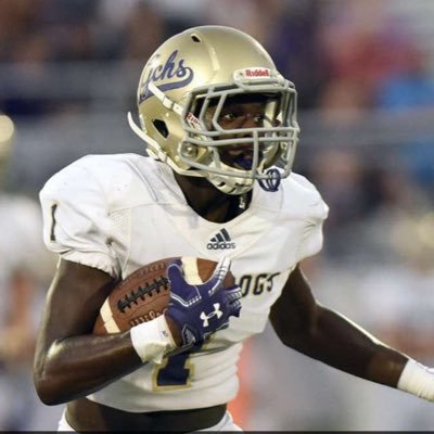Emmanuel Henderson Returns his 6th Kickoff for a TD to Tie the AHSAA Single-Season State Record