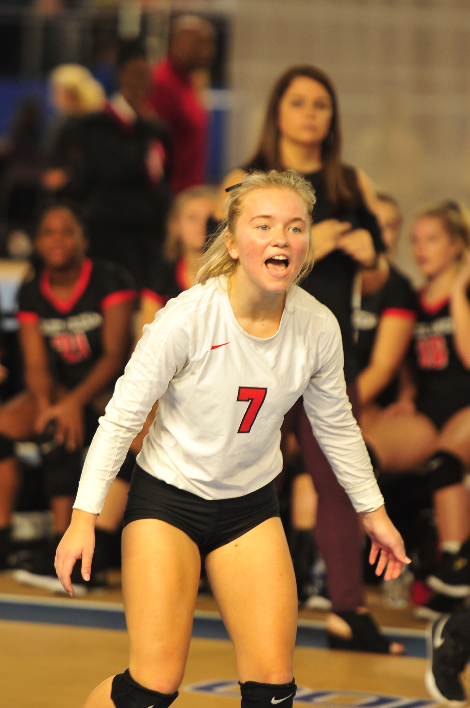 49TH AHSAA STATE VOLLEYBALL CHAMPIONSHIPS CLASS 6A QUARTERFINALS
