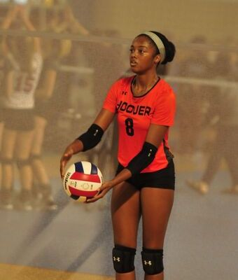 49TH AHSAA STATE VOLLEYBALL CHAMPIONSHIPS CLASS 7A QUARTERFINALS
