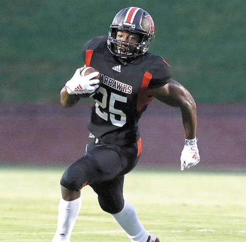 Daleville's Jalen White Rushes for 462 Yards, 8 Touchdowns on 9 Carries