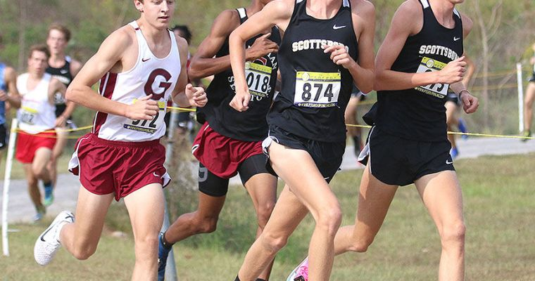 Twins Lead the Way as Scottsboro Runs Away With Invitational Crown