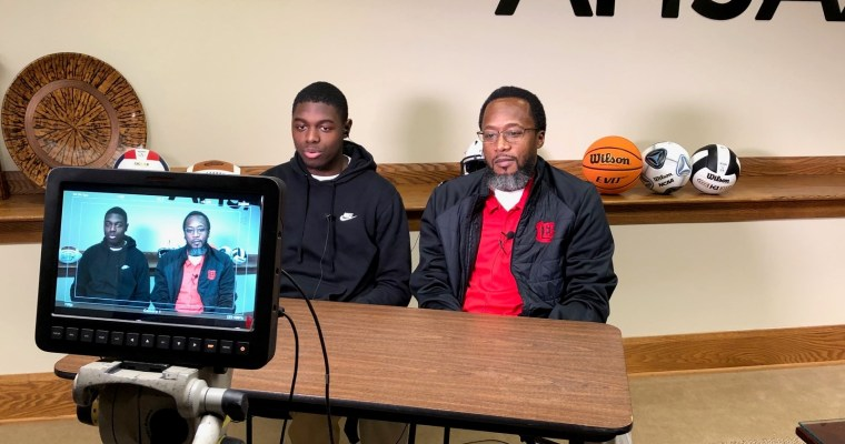 Robert E. Lee Point Guard Duke Miles Earns AHSAA Boys' Basketball Spotlight