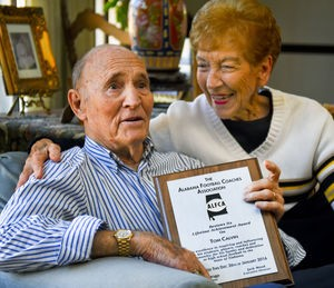 Everybody needs a Tom Calvin in Their Life (story by David Elwell, The Decatur Daily)