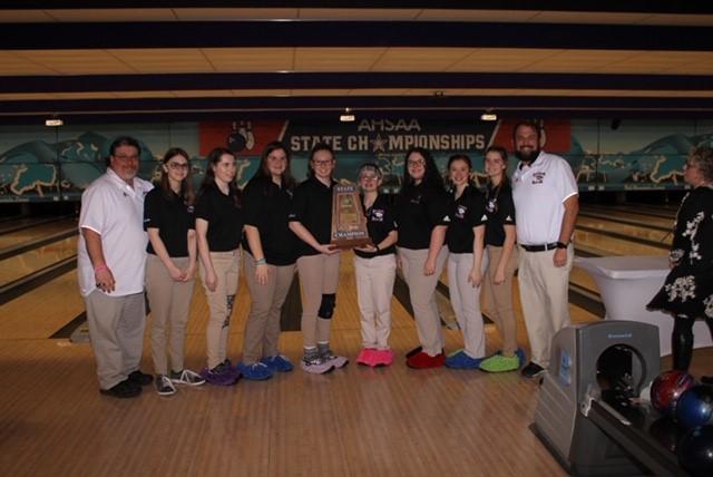 Southside Girls, Thompson Boys Claim State Bowling Championships Friday