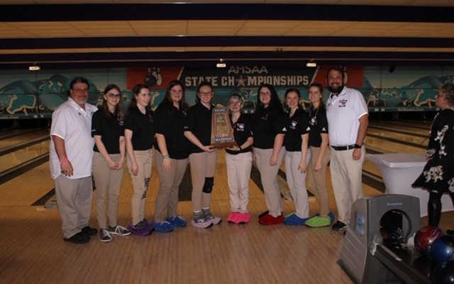 Southside Girls, Thompson Boys Claim State Bowling Championships Friday