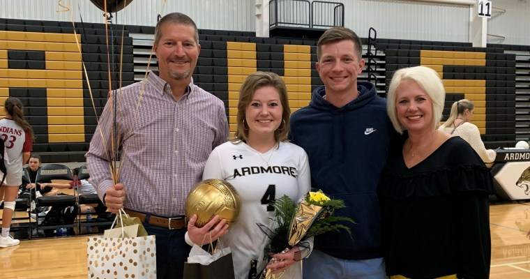 Ardmore Senior Natalee Emerson Defined by Grace, Perseverance & Faith