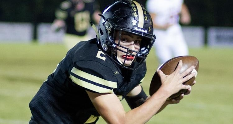 AHSAA Football Spotlight for Week 9: Ider Sophomore Hunter Robinson Rushes for 462 Yards in Hornets Win